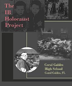 """Проект """"Холокост"""""""