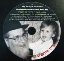 Avraham Fried - My Zeide's Zemiros (My Father's Zemiros)