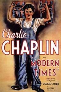 Новые времена - (Modern Times) (1936)