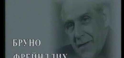Разные судьбы. Бруно Фрейндлих
