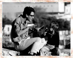 Shalosh yamim veyeled – Три дня и мальчик (1967)