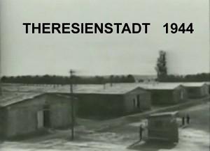 Терезин. Фюрер дарит евреям город