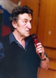 Игорь Губерман. Концерт в Москве