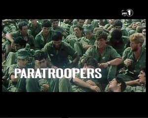 Masa Alunkot - Paratroopers - Марш-бросок на носилках (1977)