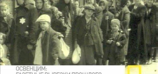 Освенцим: газетные вырезки прошлого