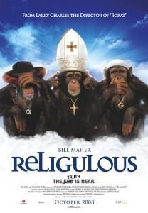 «Религия для чайников», «Опиум для народа» — (Religulous) (2008)