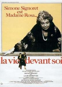 Вся жизнь впереди (Мадам Роза) - (Vie devant soi, La) (1977)