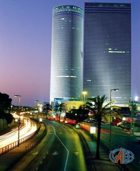 Вокруг света - Израиль, Тель-Авив, мертвое море