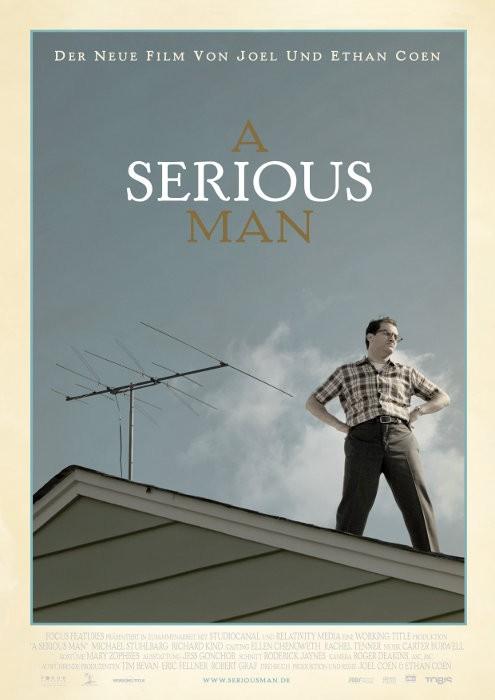 Serious Man - Серьезный человек
