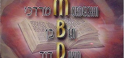 Mordechai Ben David - We Are One