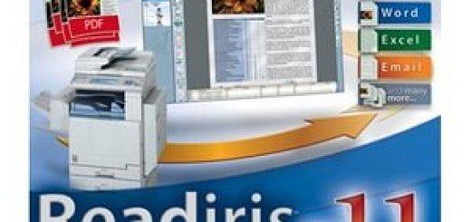 Portable Readiris Pro 11 - распознавание текста на иврите