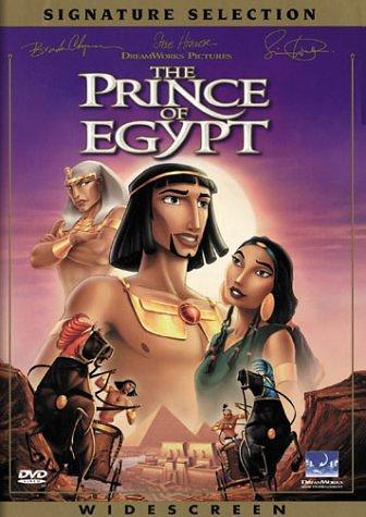 Принц Египта (The Prince of Egypt) (1998)