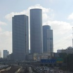 Azrieli Towers in Tel Aviv_fin