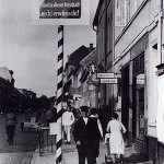 Jews Are In This Place - NotWanted  - Schwedt Germany 1938