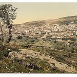 From-the-east_-Nazareth_-Holy-Land