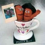 Customized  Jewish Anniversary Gift