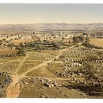 Panoramic-view-taken-from-The-Tower-of-the-Forty-Martyrs_-Ramleh_-Holy-Land_-_i.e._-Ramlah_-Israel_