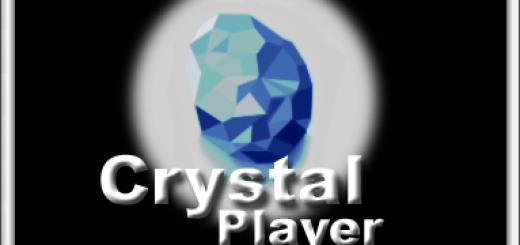 Crystal Player - удобный и функциональный видео-плеер