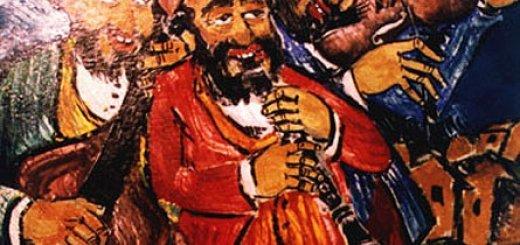 Еврейская народная инструментальная музыка