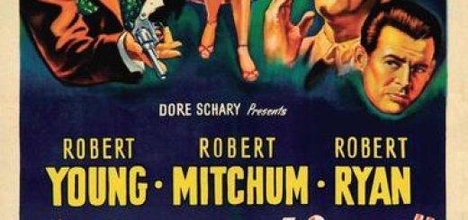 Перекрестный огонь (Crossfire) (1947)