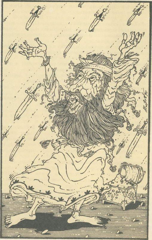 Еврейские народные сказки. Нахум - всё к лучшему