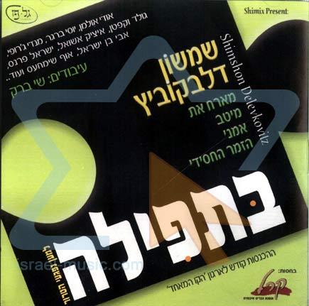 Shimshon Delevkovitz - BiTfila (2005)