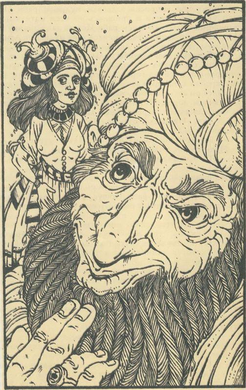 Еврейские народные сказки. Царь Соломон и царица Савская