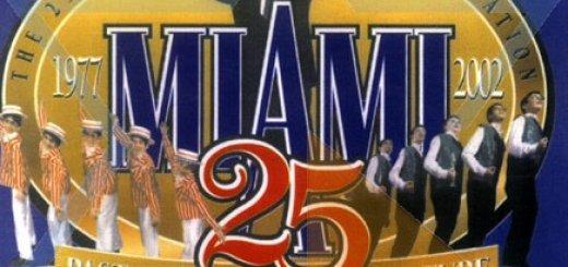 Miami Boys Choir - Miami 25 - Past Present and Future (2002)