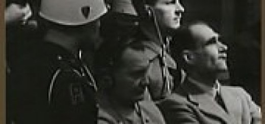 Нюрнбергский процесс (Nurnberger Prozesse) (1997)
