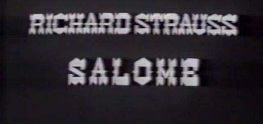 Саломея (Salome) (1960)