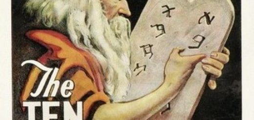 Десять Заповедей (The Ten Commandments) (1923)