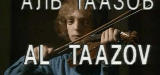 Не покидай: 5 случаев еврейского сиротства в России (Al Taazov) (1994