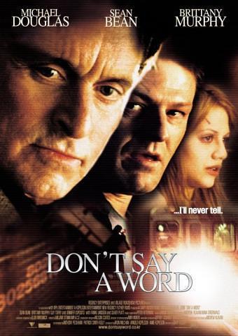 Не говори ни слова (Don't Say a Word) (2001)