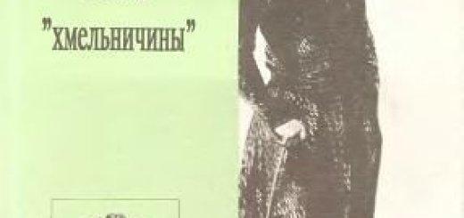 """Боровой С.Я. - Еврейские хроники XVII столетия: (Эпоха """"хмельничины"""") (1997)"""