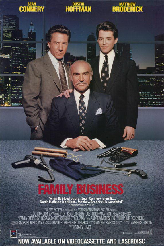 Семейный бизнес / Family Business (1989)