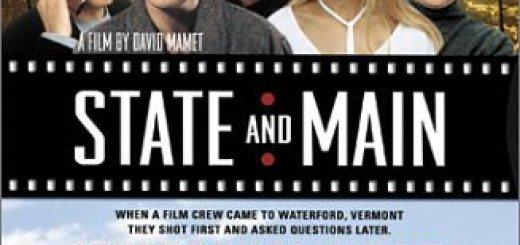 Жизнь за кадром / State and Main (2000)