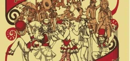 Emperor Norton's Stationary Marching Band - Reign of Revelry (2010)