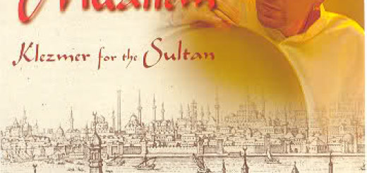 Yinon Muallem - Klezmer for the Sultan (2005)