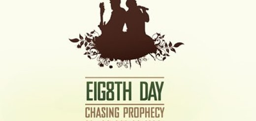 8th day - Chasing Prophecy (2011)