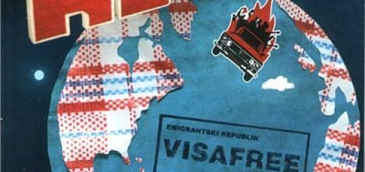 RotFront - Visafree (2011)