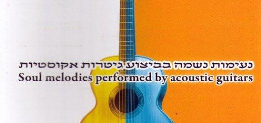 Meir Halevi Eshel - Jewish Soul Guitar 5 (2011)