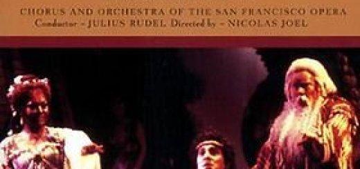 Сен-Санс - Самсон и Далила (Camille Saint-Saens - Samson & Dalila) (Domingo) (1981)