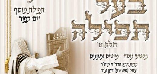 Rabbi Yermie Damen - Atiku Kadishu 5 (2012)