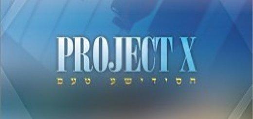 Yochi Briskman, Areleh Samet - Project X 4: Chassidishe Taam (2012)