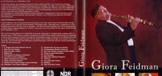 Giora Feidman - Giora Feidman in Deutschland (Wenn du singst, wie kannst du hassen) (2005)