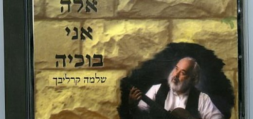 Shlomo Carlebach - Carlebach in Jerusalem (Al Eileh) (1995)