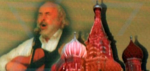 Shlomo Carlebach - Live Concert for the Jews of Russia (1988)