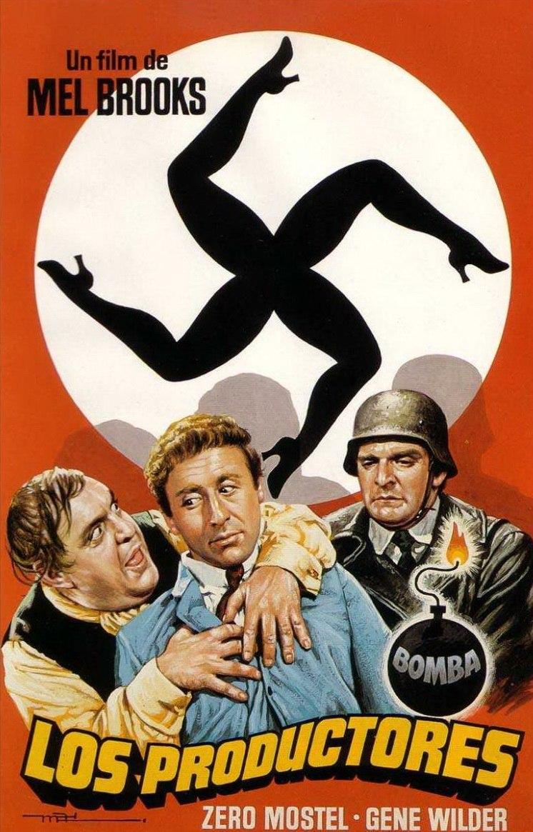 Весна для Гитлера (The Producers) (1968)