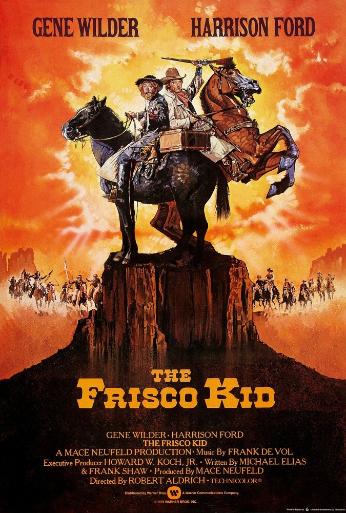 Фриско Кид (The Frisco Kid) (1979)