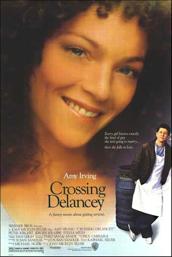 Гуляя по Деланси / Crossing Delancey (1988)